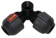 GARDENA 2764-20 Sprinklersystem pro Winkelstück 25 mm x 3/4-Innengewinde