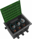 GARDENA Ventilbox 9V Ventilbox 9 V Bluetooth® Aktion-Set 1286-20